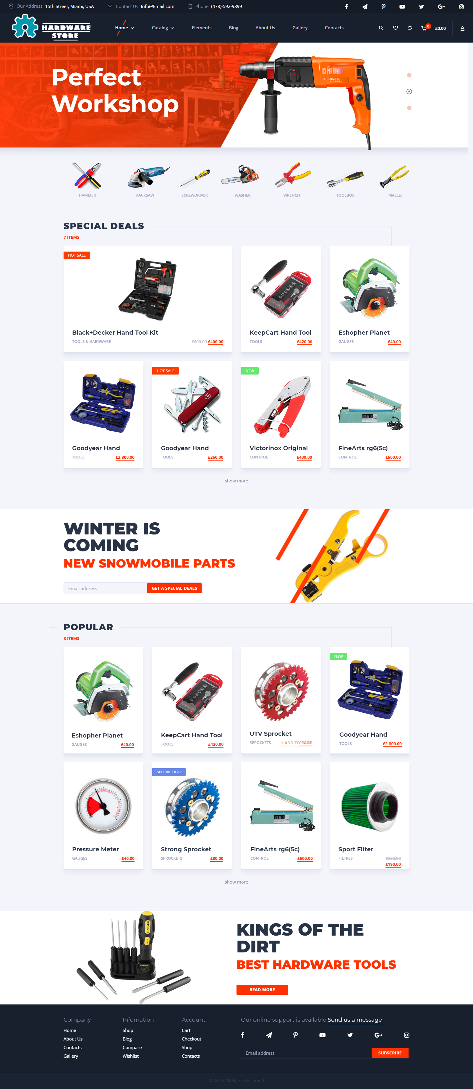 hardware-store | web designing company Kolkata