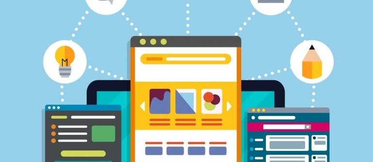 Web page design by best web designer in Kolkata